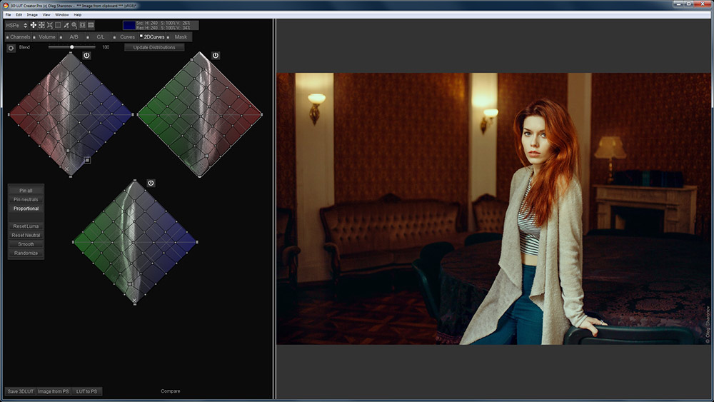 3D LUT Creator - official site