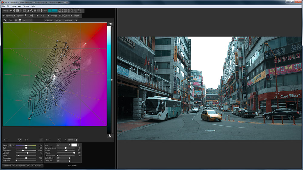 3d lut photoshop download gratis